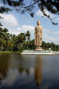 buddha lake