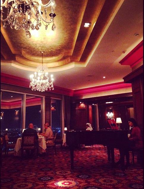 Blind Tasting – La Mer @ The Ritz CarltonDoha