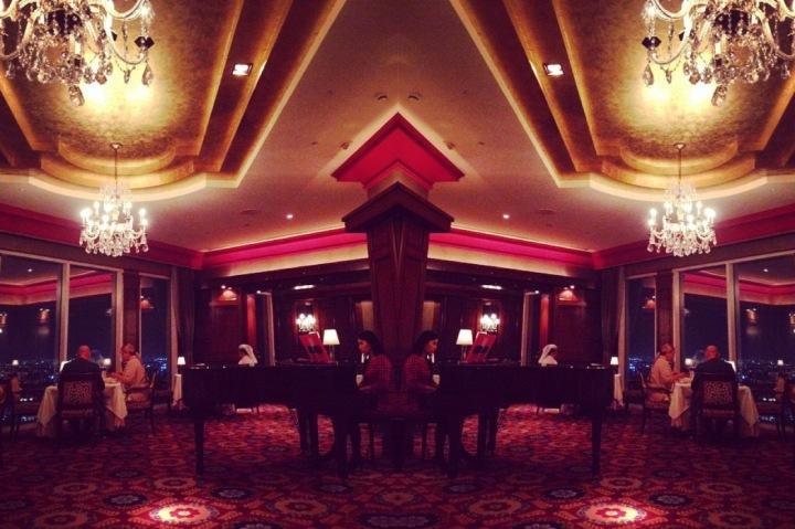 La Mer @ The Ritz Carlton Doha(Qatar)