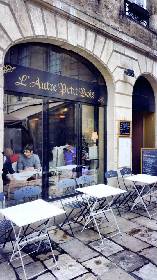 24 hours in Bordeaux – Quest and Mark ~ Restaurant Le Petit Bois Bordeaux