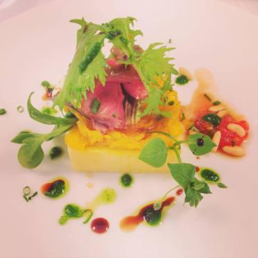 La Pente Douce – By Chef Hamid Miss(Toulouse)