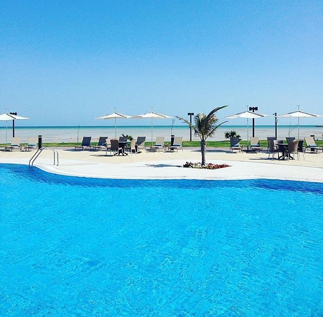 Staycation @ Simaisma MurwabResort-Qatar