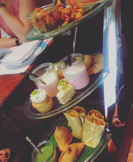 Desi – Afternoon Tea @ The WestinDoha