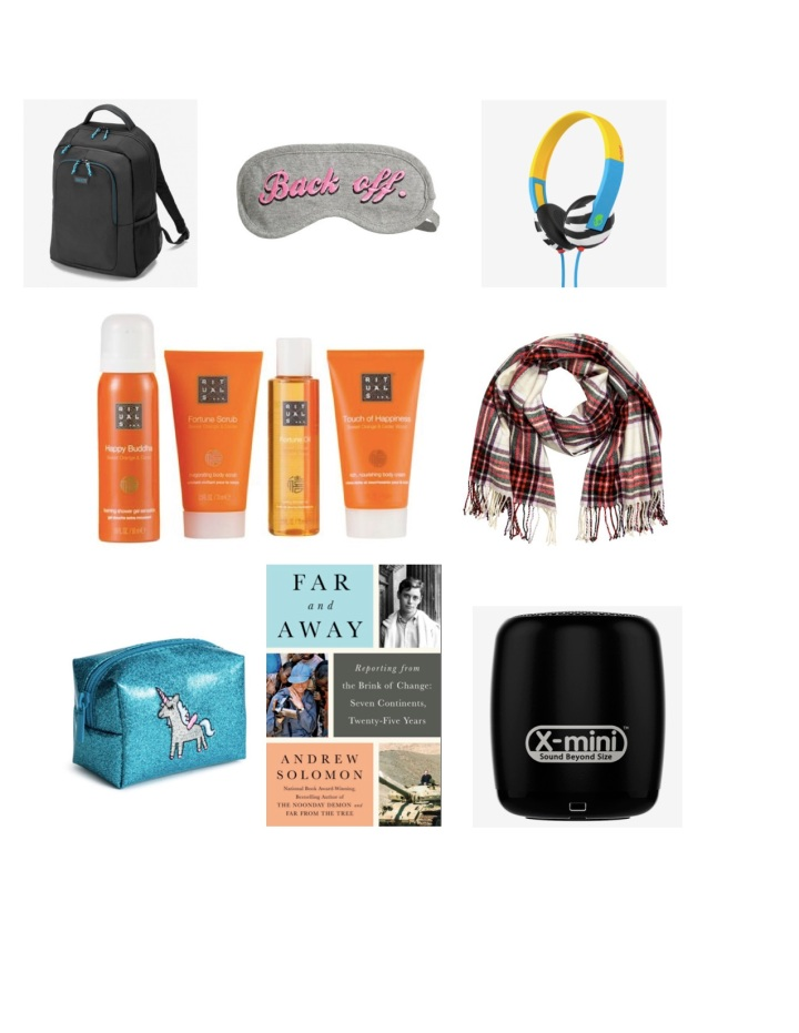 Travel Themed – Holiday Gift Guide