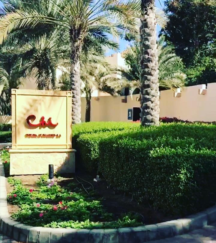 Chi Spa @ Shangri-la ,Oman