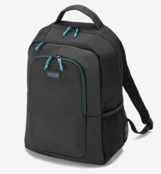 Dicota Spin Black 14-15.6 Inch Laptop Backpack