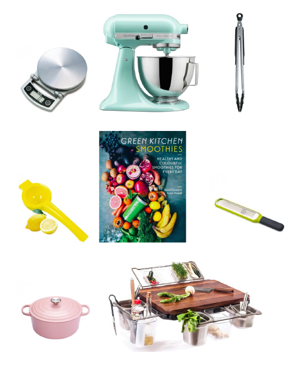 The Cooking Freak – Gift Guide