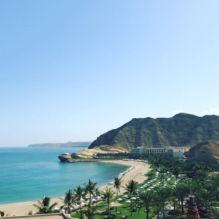 Shangri-la Barr Al Jissah Resort &Spa