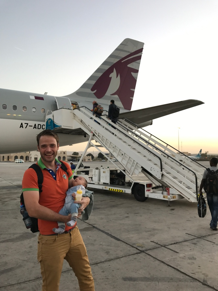 Tips for Travelling with an Infant