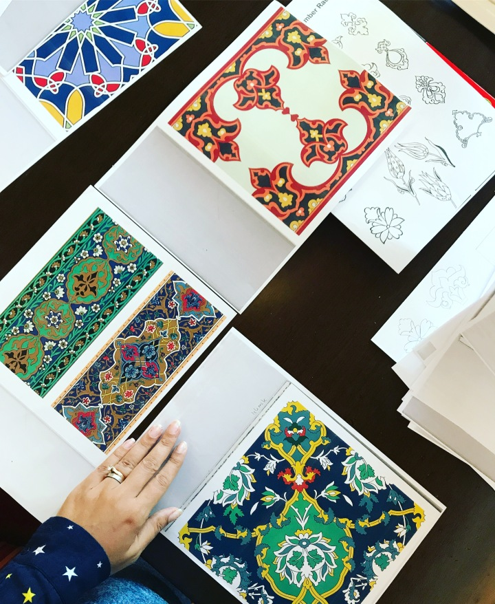 Workshop 7 : Islamic Art