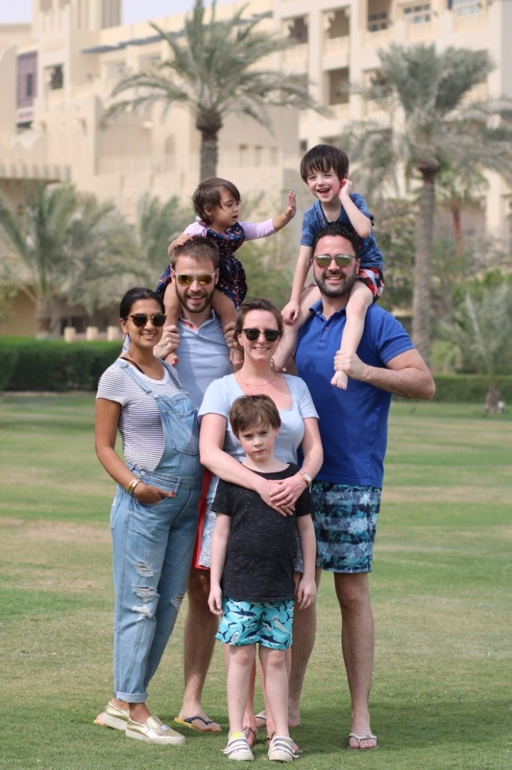 Grand Hyatt Doha Villas – The Best Family Staycation