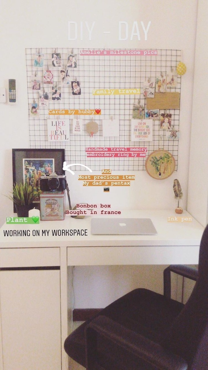 DIY – Creating a Workspace